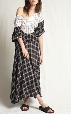 Sol Midi Dress by WARM for Preorder on Moda Operandi