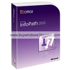 Office InfoPath 2010 32 Bit Product Key