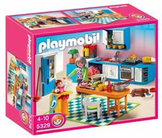 Playmobil Grand Kitchen, or even the zoo.