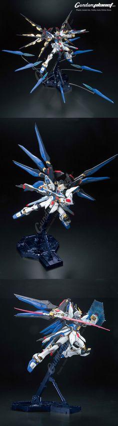 Gundam Planet - MG ZGMF-X20A Strike Freedom Gundam Full Burst Mode - Master Grade - Gundam - Plastic Model Kits and Tools Online Store