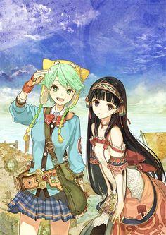 "PS Vita「シャリーのアトリエ Plus ~黄昏の海の錬金術士~」が2016年3月3日に発売。""黄昏""の核心に迫る新たなストーリーが追加されるシリーズ集大成 - 4Gamer.net"