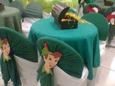 Resultado de imagem para festa do peter pan infantil