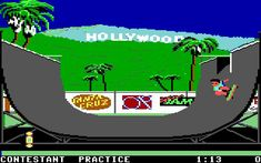 Download California Games sports for DOS (1988) - Abandonware DOS Video Games, Gaming, California, Retro, Sports, Hs Sports, Videogames, Videogames, Video Game