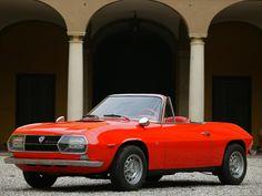 1968 Lancia Fulvia Sport Spider Zagato