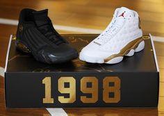 Air Jordan 13/14 'Finals Pack'