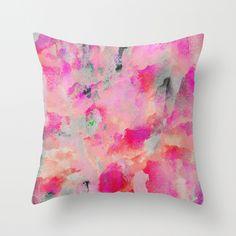 rose 2 Throw Pillow by Georgiana Paraschiv