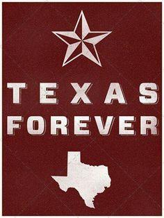 Texas! 'Nough said!