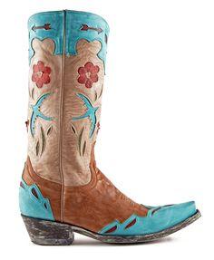 Old Gringo Golondrina Cowboy Boot