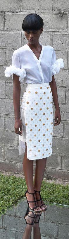 Nigerian designer Maki Oh