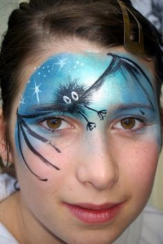 Gallery | Face painter & body artist Heather Sharp - Facial Attraction