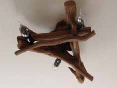 plafondlamp steigerhout