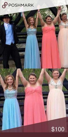 Prom dress All three prom dresses Dresses Prom