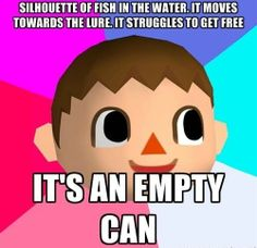 Since I have been with this series since the original GameCube game, I've learned to stop questioning the mechanics of Animal Crossing and just accept it as it comes. Believe me, trying to figure out everything just results in a headache.