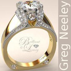 Brilliant Luxury ♦ Greg Neeley Jewelry Collection