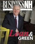 UNH Won the Inaugural Business NH Magazine Lean and Green Award in 2008