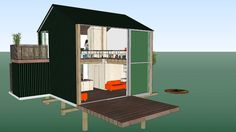 Wiredog Architecture Island Bay - 3D Warehouse
