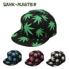 6f7b1842 Dank Master Small Weed Leaf Snapback - Dank Master Hats - weed hat,  marijuana clothing