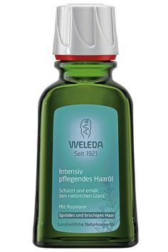 Weleda Haarpflege Haaröl für trockenes sprödes Haar, 9,99 €