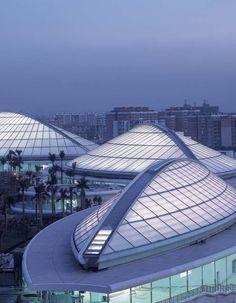 Futuristic Architecture, The GuangZhou Gymnasium, China Stadium Architecture, Facade Architecture, Amazing Architecture, Contemporary Architecture, Gymnasium Architecture, Futuristic Architecture, Unusual Buildings, Interesting Buildings, Amazing Buildings