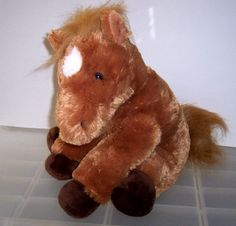 "Hardy Horse Stuffed Plush 18"""