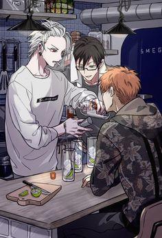 Learn To Draw Manga - Drawing On Demand Anime Boys, Cute Anime Guys, Manga Boy, Manga Anime, Anime Art, We Bare Bears Human, Fanarts Anime, Boy Art, Aesthetic Anime