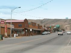 Dubois, Wyoming - Love this little town.