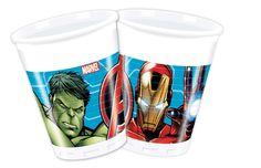 Avengers-muki Figura Iron Man, The Avengers, Plastic Cups, Infinity War, Pint Glass, Hulk, Thor, Drinking, Frozen