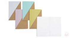 Schriftjes Diagonal 4 designs, 4x5 designs @kadodesign