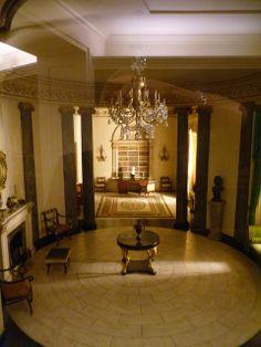 chicago art institute miniature Georgian rotunda | Flickr - Photo Sharing!