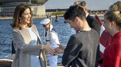 BILLED-BLADET Play – Danmarks Royale TV | Kronprinsesse Mary overraskede teenagere