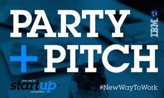 Party + Pitch: New Way to Startup | Monday, March 16, 2015 | 6-8:30pm | Radisson: 111 E. Cesar Chavez, 2nd Floor, Austin, TX 78701 | Chef Watson inspired appetizers, desserts, spirits, whiskey pairings at 6pm; doors close for live 3-minute pitches at 6:30pm; live band, drinks, mingling, winners announced at 7:30pm | Free with RSVP: http://www.eventbrite.com/e/party-pitch-new-way-to-startup-tickets-15733469230