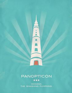 Panopticon - The Smashing Pumpkins (Oceania)