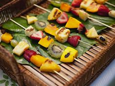 Hawaiian Luau Summer Party | Camille Styles for Cooking Channel
