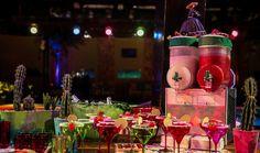 Mesa de bebidas (Viva México) BBB15