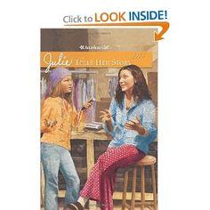 Julie Tells Her Story (American Girls Collection): Megan Mcdonald, Susan McAliley: 9781593692889: Amazon.com: Books
