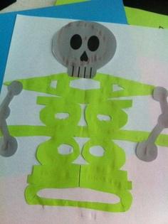 Rock & Teach: Geometry!- Skeleton symmetry