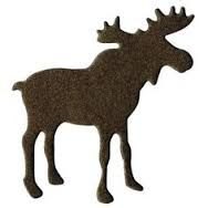 free printable moose templates - Google Search