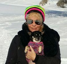 Herrlicher Wintertag in Winter Hats, Fashion, Moda, Fashion Styles, Fashion Illustrations