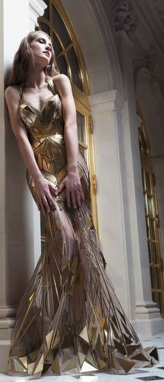 Robert Abi Nader Spring/Summer 2015 Couture