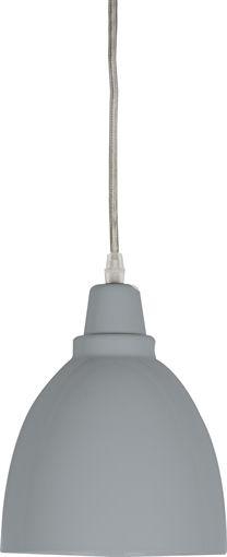Neptune - bryon small grey pendant