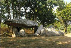 Dolmen de la Barbière | Crossac, pays de la Loire