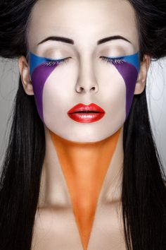 Artistic Make Up. V