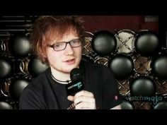Ed Sheeran Talks One Direction, Crazy Fans - YouTube