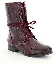 Steve Madden Troopa Boots #Dillards