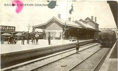 Goulburn Railway Station                                                                  Crookwell rd Goulburn nsw 1923 - Google Search