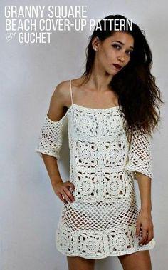 36212143cd 62 Best Crochet Beachwear/Bikini's images in 2019 | Crochet clothes ...