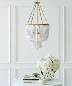 {Trend Report}: Beaded Chandeliers | Bria Hammel Interiors: