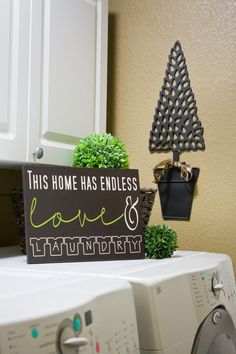 Laundry Room Sign Decor Mud Room by sassytalk on Etsy, $25.00