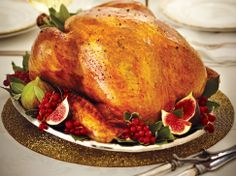 AGA Turkey Roasting - SLOW Roasting Method Whole Turkey and Turkey Crown (whole bird with legs removed): this method is suitable for 2, 3, and 4 oven AGAs.