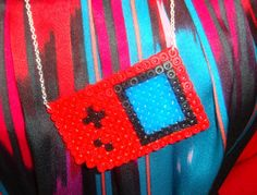 Game Boy necklace